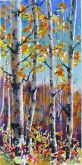 Elaine Tweedy - Fall Poplar (SOLD)